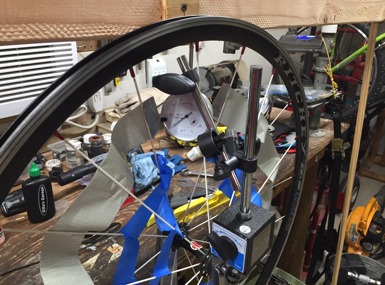 Killa\'s Garage – Page 3 – Sharing bicycle-related services, training ...